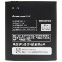 Batre Batterai Battery LENOVO S820 A656 BL210 ORIGINAL battre