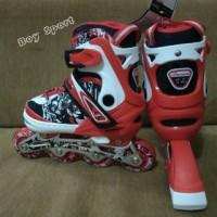 Sepatu Roda/inline skate BANWEI 122