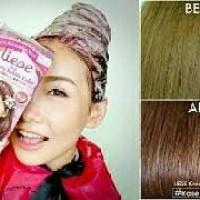 Liese Prettia Bubble Hair Color - Rose Tea Brown