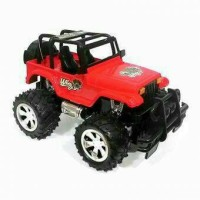 RC MOBIL JEEP/ BIGFOOT STROM 1:24
