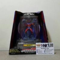 Action Figure Magneto Titanium Series Die Cast Hasbro Toys Mainan
