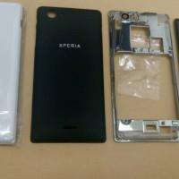 casing / kesing fullset Sony Xperia J / st26i