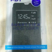 Flip Shell FDT - Sony Xperia ZR (C5502) (Black)