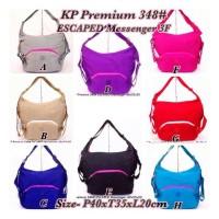 Tas Wanita Pundak Kipling Besar ESCAPED Premium Messenger KP#348 Cewek