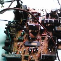 mesin tv samsung flat 21 inch (asli)