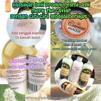 Jual caviar shampoo /shampo kuda / sampo caviar Murah