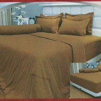 Bed Cover Internal Vallery / Coffee