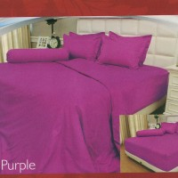 Bed Cover Internal Vallery / Light Purple
