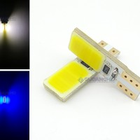 Spextrum LED Lampu Senja Sein T10 COB 2 Sisi Plasma HPL 12V 3W TOP