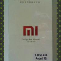 Sale...Xiaomi Mi Redmi 1S Tempered Glass & Anti Shock 0.26mm 2.5D.