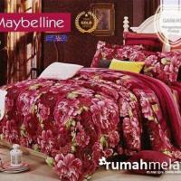Sprei Star Maybelline Ukuran Single no 3 dan 4