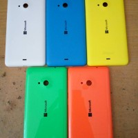 tutup batre microsoft lumia 535 /case,backdoor,casing belakang beterai