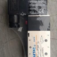 AirTAC Valve 4V210-08 24VDC Pneumatic Equipment