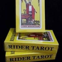 Jual Tarot Rider White (12 Pcs) Murah
