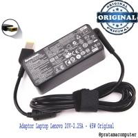 Adaptor Laptop Lenovo IdeaPad Yoga 11, 13,  20V-2.25A  45W USB Ori