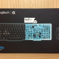 LOGITECH G100s Paket Gaming Combo Keyboard G100s & Mouse Gaming G100s