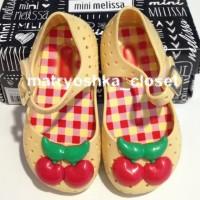 harga Sepatu Jelly Anak Bayi Mini Melissa Cherry Tokopedia.com