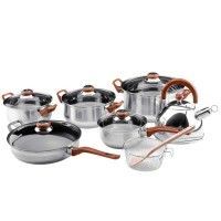 Oxone Ox-933 Eco Cookware Panci Set
