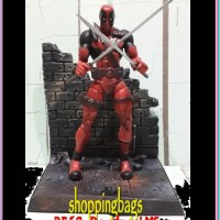 harga BF 59 - Deadpool MS Action Figure / Topper / Figurin / Miniatur Mainan Tokopedia.com