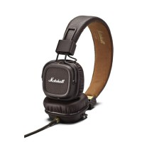 Marshall Major 2 On-Ear Headphones - Cokelat