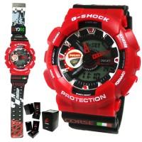Jam Tangan G-Shock Ducati Series GA-110 Replica Gshock Murah