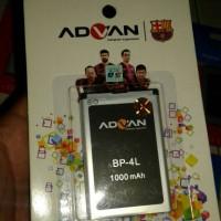 baterai advan BP-4L batre original hp,smartphone,android,aksesoris,