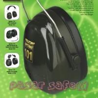model jepit helm, earmuff peltor optime attachable h7p3e ,3M