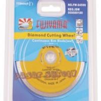 Diamond Cutting Wheel  Fujiyama, Mata pisau potong keramik  gerinda