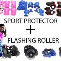 Jual Flashing Roller dan Sport Protector Murah