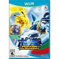 Kaset Game Wii U Pokken Tournament