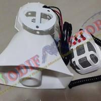 harga Klakson Mobil Sirine Polisi Patwal 7 Suara 100 Watt Tokopedia.com