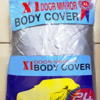 Sarung Mobil Fiesta, Car Body Cover Ford Fiesta Bahan 100% Polyester