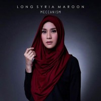 Meccanism - LONG SYRIA MAROON (Original Product)