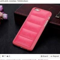 Casing HP Unik Pillow Case Pink Iphone 5/5s/6/6s