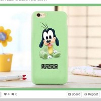 Casing HP Unik Baby Disney Goovy Iphone 5/5s/6/6s