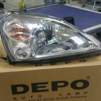headlamp lampu depan baleno next g