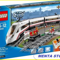 LEGO City # 60051 Trains High Speed Passenger Train
