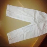 Preloved Celana Putih Import Anak Cowok Panjang Seken Bekas Katun