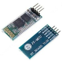 HC-06 wireless bluetooth module Arduino