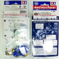 Basic Tune-Up Parts Set #15435 Tamiya Mini 4WD