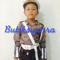 harga Baju Polisi Lalu Lintas Anak (size Xxl - No.5) / Baju Kostum Anak / Ba Tokopedia.com