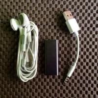 Ipod Shuffle 3rd Gen 4gb Hitam Langka