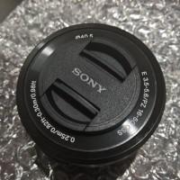 Lensa Sony Lensa Kit E 3.5-5.6/PZ 16-50 OSS