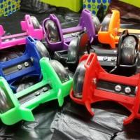 harga flashing roller light sepatu roda mainan anak dewasa lampu Tokopedia.com