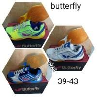 harga Sepatu sport tenis meja Buterfly Tokopedia.com