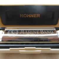 harga Harmonica Diatonic Hohner Marine Band Tokopedia.com