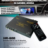 TV Receiver Mobil / Car Digital TV Tuner by ASUKA HR-600