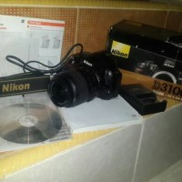 Dslr Nikon D3100, Nikon D3100, Jual Dslr, Nikon D3100 Dslr