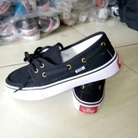 Sepatu vans terbaru zapato black