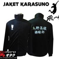 Jaket Anime Karasuno - Haikyuu!!